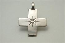 Εικόνα της σταυρός με ήλιο