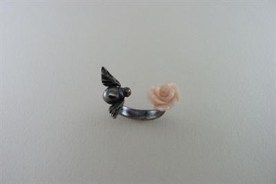Εικόνα της Γύρω απο ενα τριαντάφυλλο